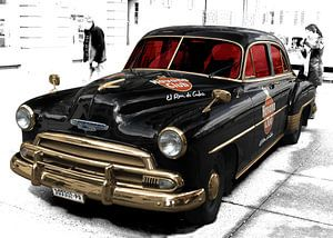 Chevrolet Deluxe with Havana Club