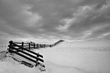 Winter in Stavoren Friesland