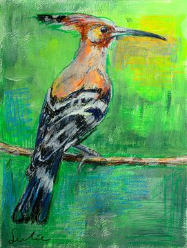 Vogel Hop van Liesbeth Serlie