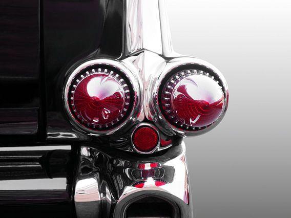 Amerikaanse klassieke auto serie 62 1957 1959