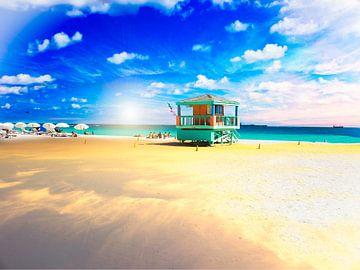 Strand van Kimberly Galjaard