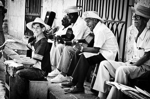 Artiesen in Havana