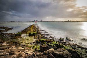 Noorderpier, Hoek van Holland