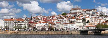 Altstadt, Universität , Mondego, Fluss, Coimbra, Beira Litoral, Regio Centro, Portugal