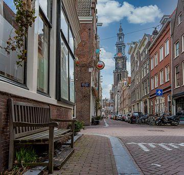 Bloemstraat Amsterdam von Peter Bartelings Photography