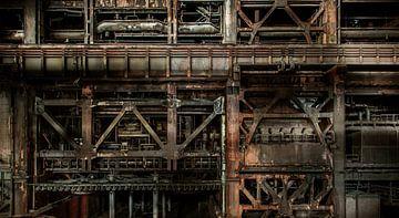 Schwerindustrie von Olivier Van Cauwelaert