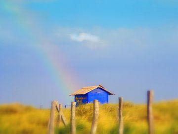 regenboogland van Vera Laake