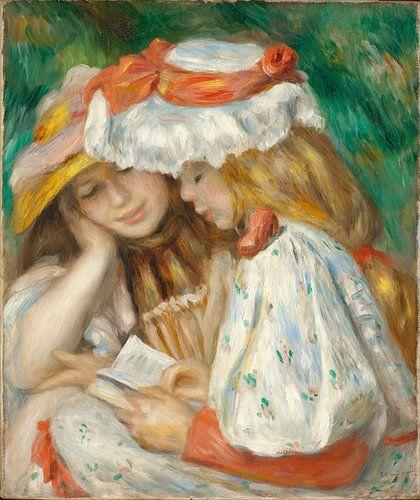 Pierre-Auguste Renoir. Twee zusjes, 1881