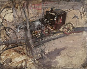 Der Kutscher, Giovanni Boldini