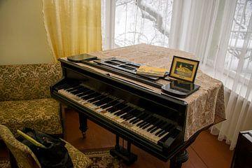 The old piano van Bram de Muijnck