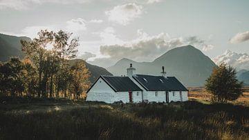 Droomhuis in Glencoe van Paulien van der Werf