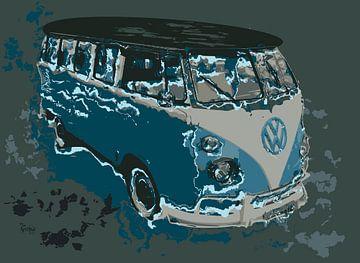 Volkswagen T1 1971 van ! Grobie