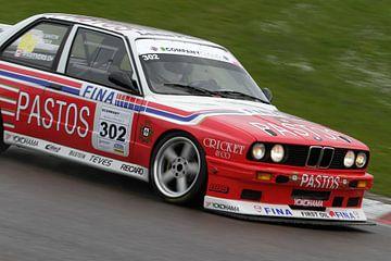 BMW M3 e30 op het circuit von Menno Schaefer
