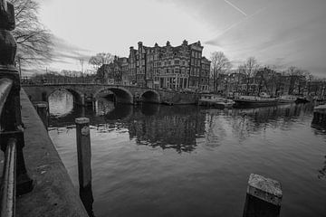 Amsterdam 3 von Martin van der Sanden
