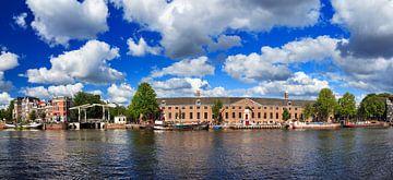 Hermitage aan de Amstel panorama van Dennis van de Water
