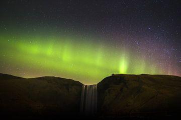 Island - Nordlichter von Jan-Hessel Boermans