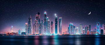 Die Nacht in Dubai von Manjik Pictures