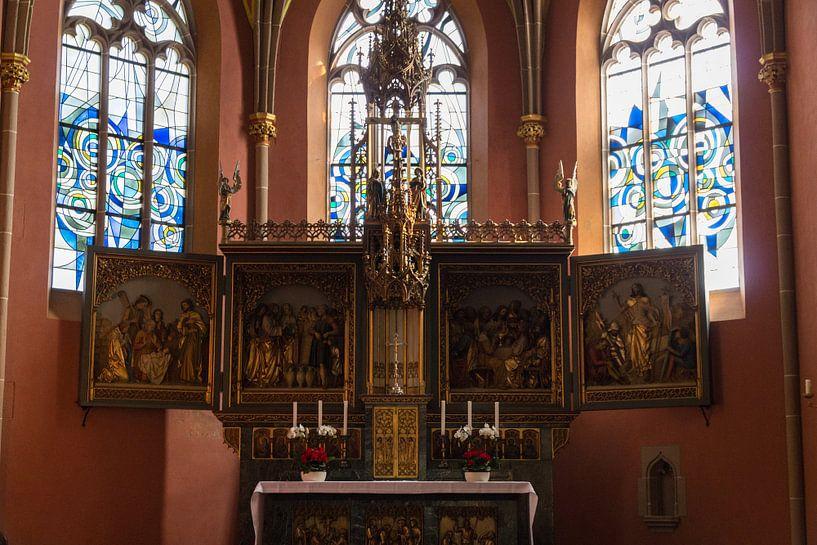 Kerk in Mayen van Jaap Mulder