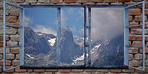Window view - Hochkoenig