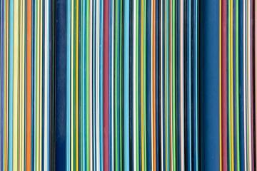 gekleurde strepen van celine bg