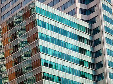 Kantoorgebouw Rotterdam van Rob Boon