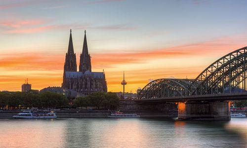 Romantic Cologne van Michael Valjak