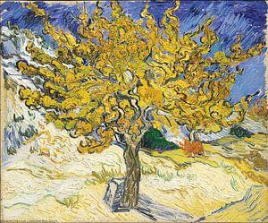 De moerbeiboom, Vincent van Gogh