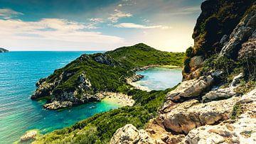 Corfu, Griekenland van Thomas Palmen
