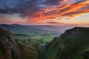 Peak District Engeland van Frank Peters