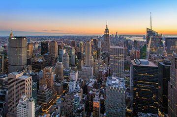 Manhattan von Volker Banken