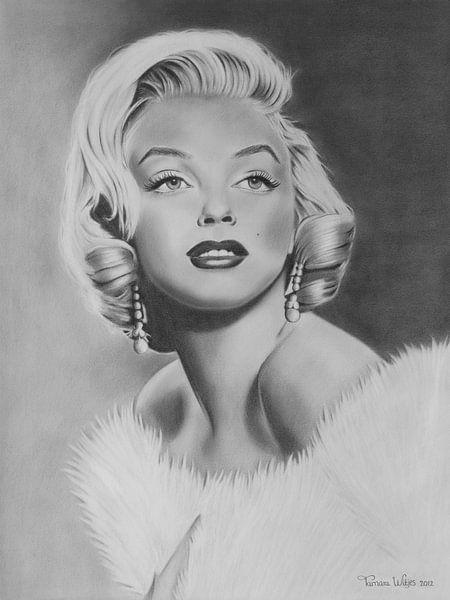 Marilyn Monroe van Tamara Witjes