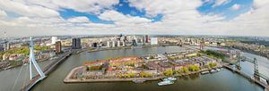 Noordereiland Rotterdam kleur