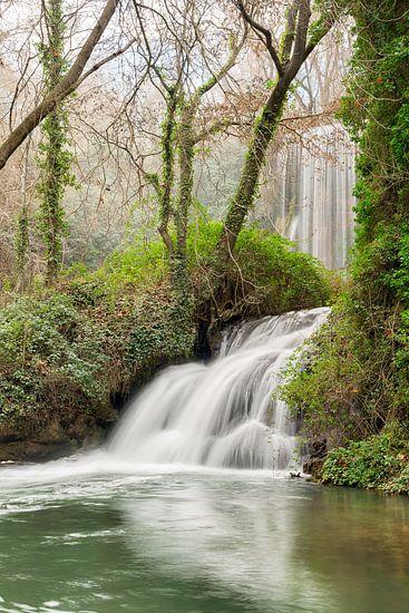 Waterval in Spanje