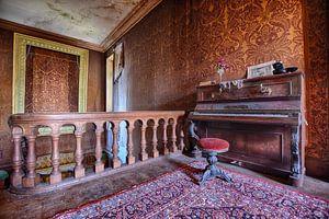 Chateau secret van Anne Van Gils