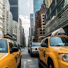 Taxi in de stad van YesItsRobin