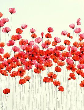 """Blumen 2"""" von Sophie Duplain"""