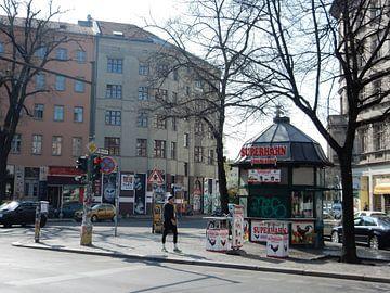 Berlin Kreuzberg von Christine Volpert