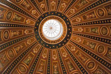 Decke Basilika Oudenbosch von Klaartje Majoor