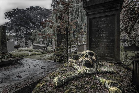skullgrave van Coco Goes Urbex