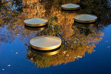 Gouden reflecties van Edwin Butter