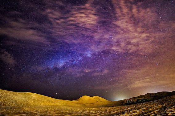 Desert Galaxy van Joram Janssen