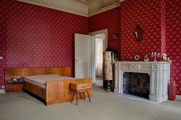 Schlafzimmer von Carola Schellekens
