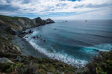 Kust van Californië van Bert Nijholt