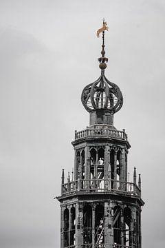 La tour Martini à Groningen sur Eugenlens