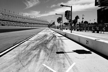 Pitstop Daytona International Speedway 500 Daytona Beach von Sita Koning