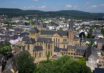 La cathédrale de Trèves et Notre Dame de Trèves. sur Berthold Werner