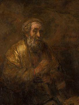 Homerus, Rembrandt van Rijn