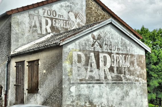 French Bar van Tineke Visscher