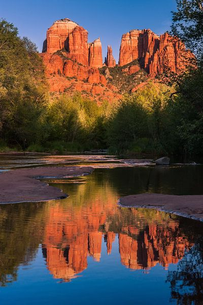 Cathedral Rock, Sedona, Arizona van Henk Meijer Photography