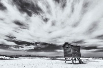 Dromerig strandhuis van Heleen van de Ven